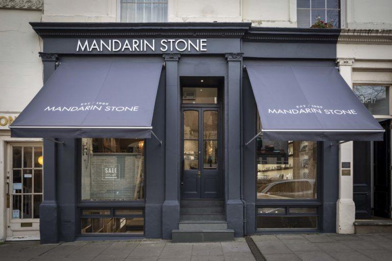 Cheltenham Mandarin Stone