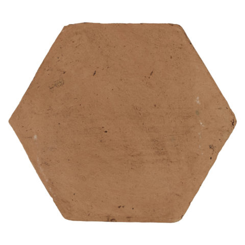 Alicante Terracotta Hexagon