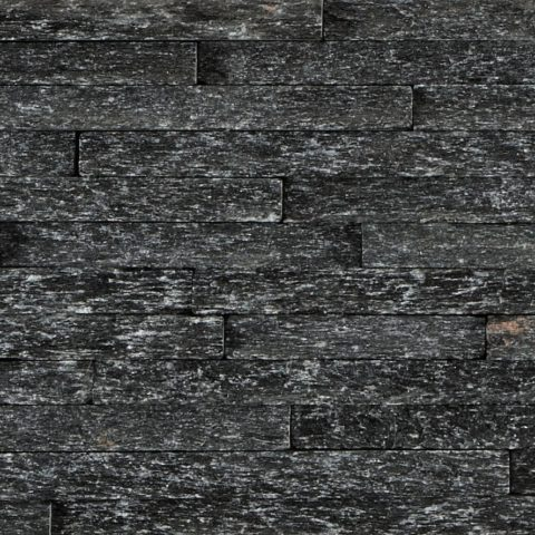 Black Quartzite Mini Splitface