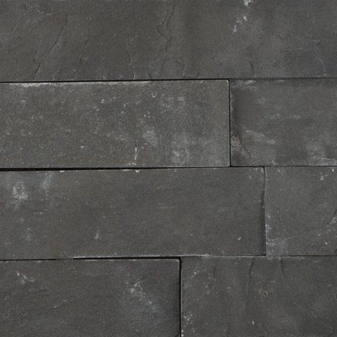 Black Slate Maxi Splitface