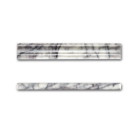 Calacatta Viola Polished Marble Moulding