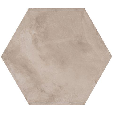 Casablanca Light Grey Base Hexagon Porcelain