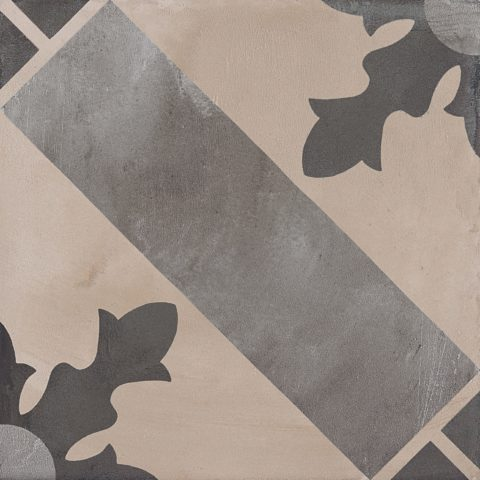Casablanca Mono Decor 2/12 Porcelain