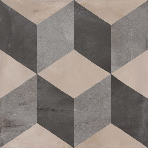 Casablanca Mono Decor 4/12 Decorative Porcelain