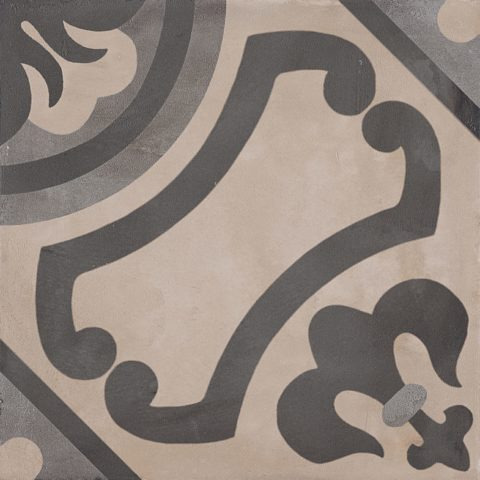Casablanca Mono Decor 5/12 Decorative Porcelain