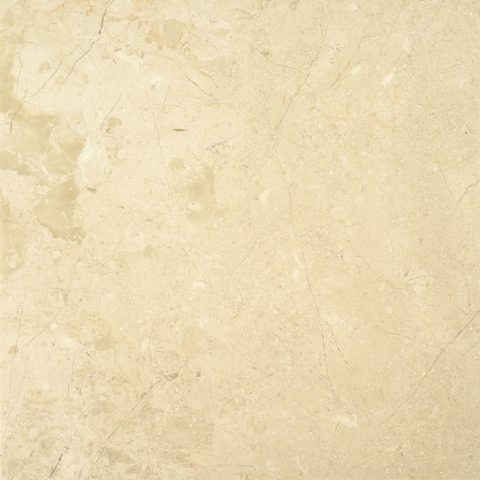 Ecru Honed Marble Slab
