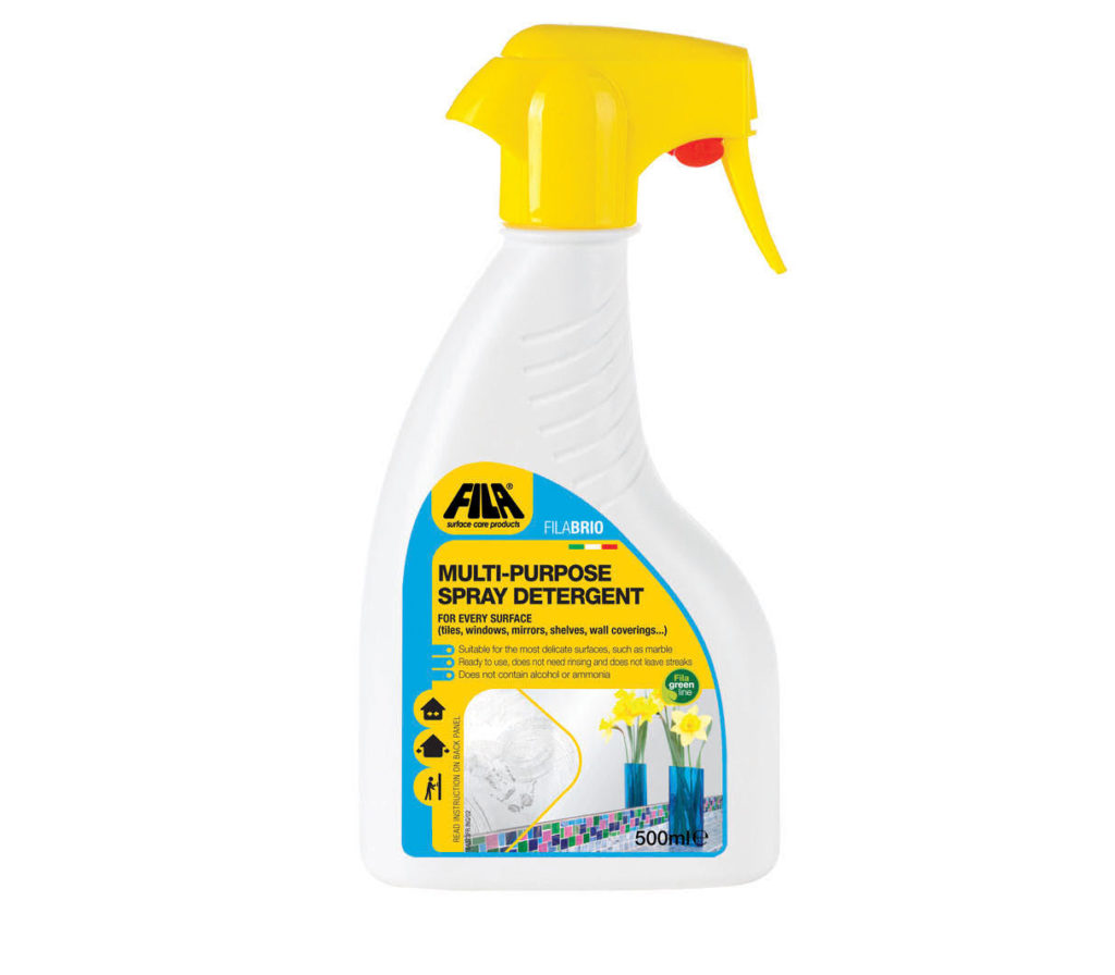 wyprzedaż w sklepie wyprzedażowym kolejna szansa Stany Zjednoczone Fila Brio | Spray Detergent Tiles | Mandarin Stone