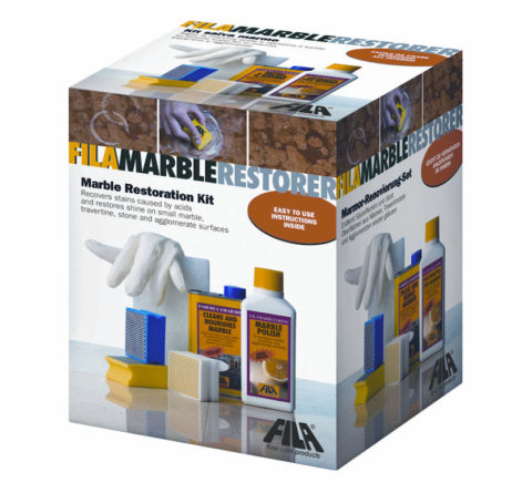 Fila Marble Restorer Kit