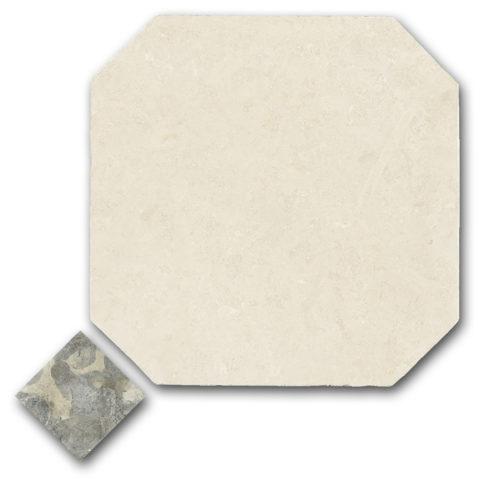 Jerusalem Vanilla Provence Limestone Octagon