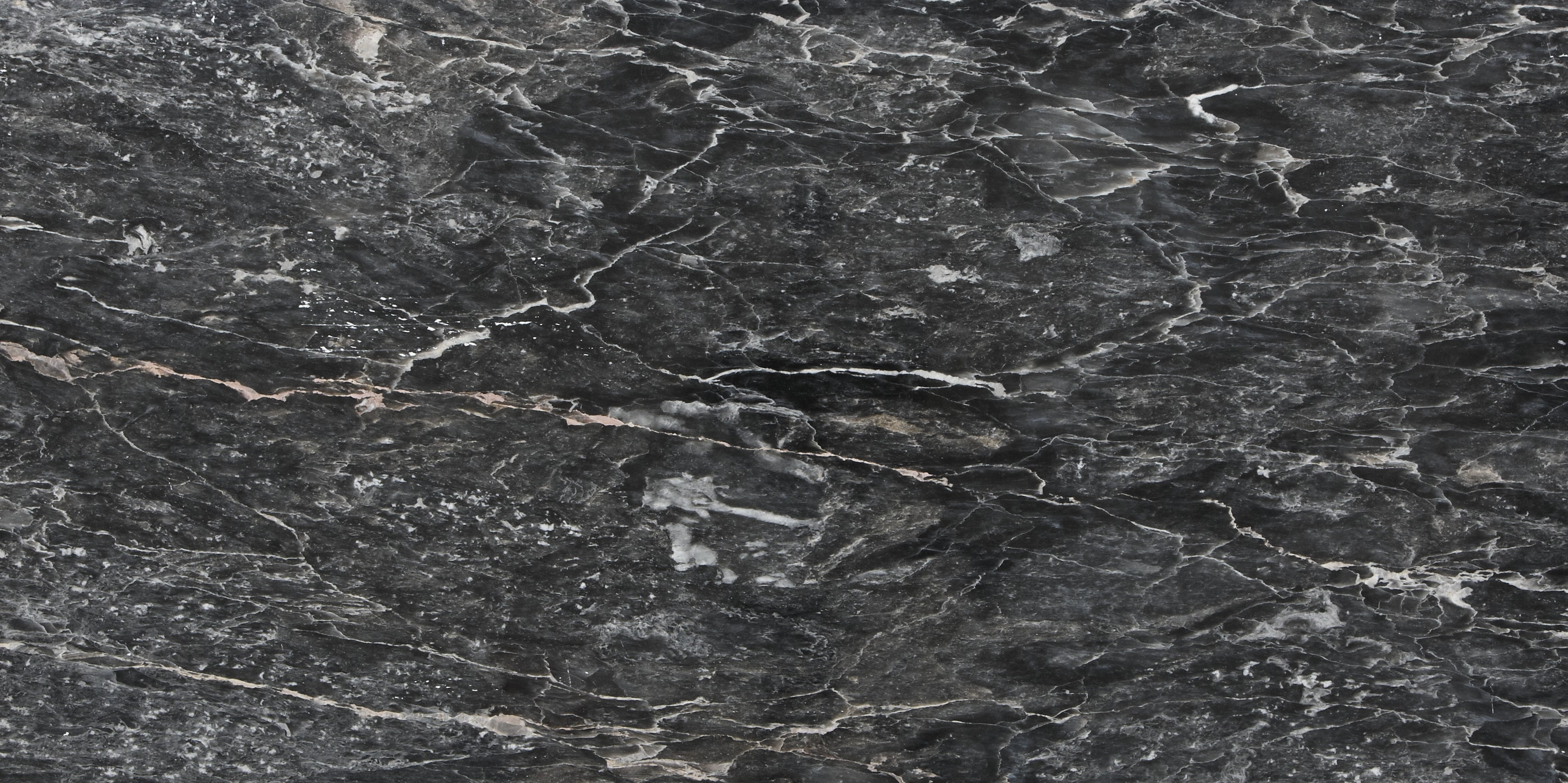 43 Types of Marble for Your Home (Plus Fun Marble Facts) |Black Marble Slab