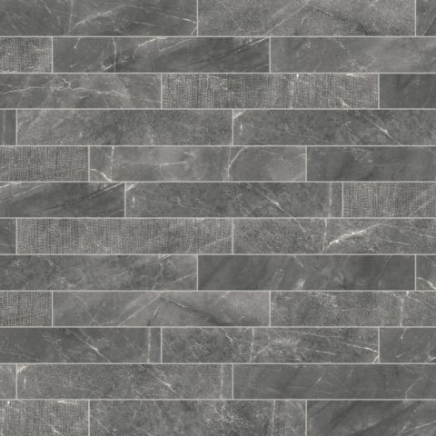 Mimica Fumo Textured Mix Porcelain