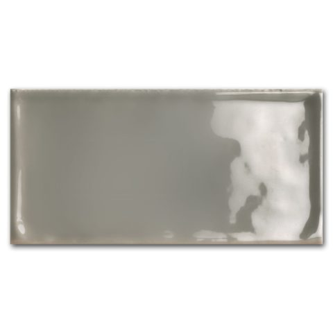 Monastir Smoke Gloss Decorative & Glazed