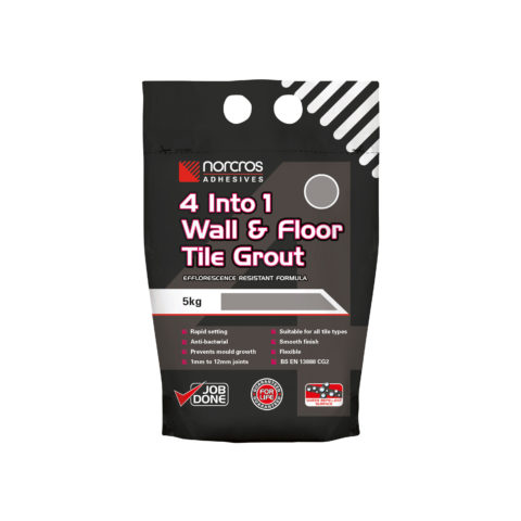 Norcros 4 into 1 Wall & Floor Grout