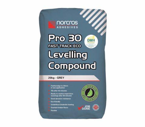 Norcros Pro 30 Fibre Levelling Compound