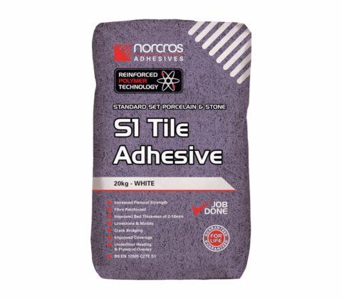 Norcros Standard Set Flex S1 White Wall & Floor Adhesive