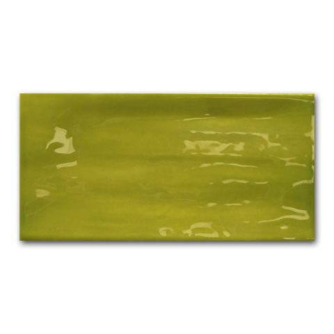 Paintbox Lime Gloss Decorative Collection