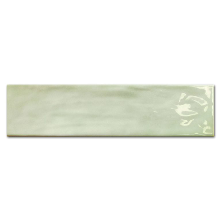Paintbox Sage Gloss Tile 400x100x9mm