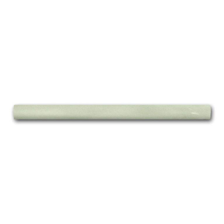 Paintbox Sage Pencil Rail Decorative Tile 200mm