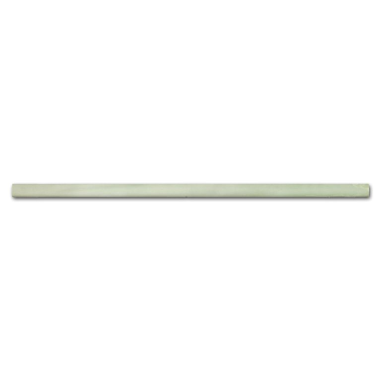 Paintbox Sage Pencil Rail Decorative Tile 400mm
