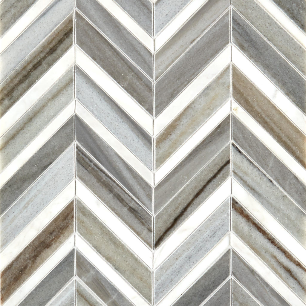 Pyrenees Honed Polished Chevron