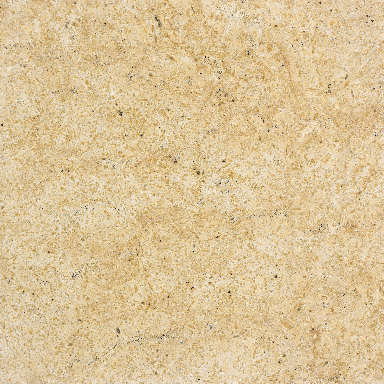 Seashell Vein Tumbled Limestone Tiles Mandarin Stone