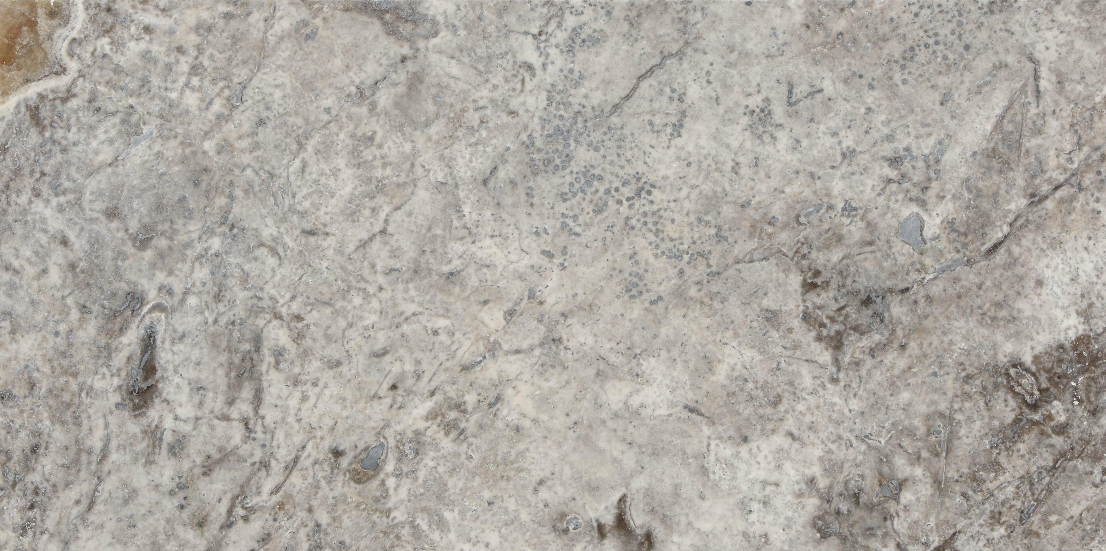 Black Travertine Stone : Travertin silver beautiful travertine with