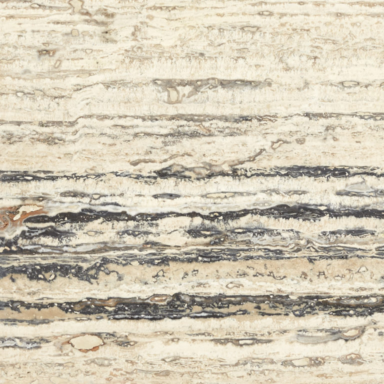 Striata Vein-Cut Honed Filled Travertine