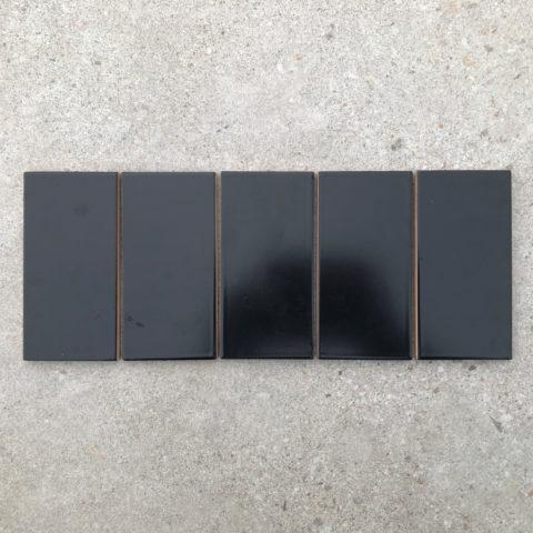 Vogue Black Matt Ceramic