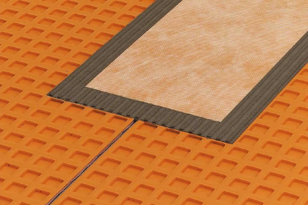 Schl 252 Ter Kerdi Keba Waterproofing Tape Tiles Mandarin