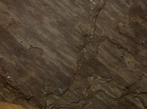 Fossil Black Riven Sandstone