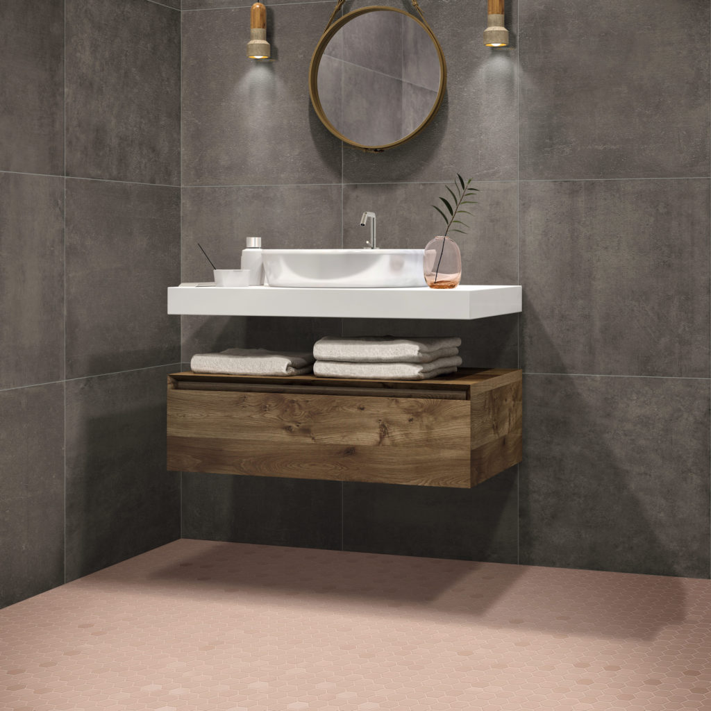 hexa-blush-mosaic-bathroom-tiles