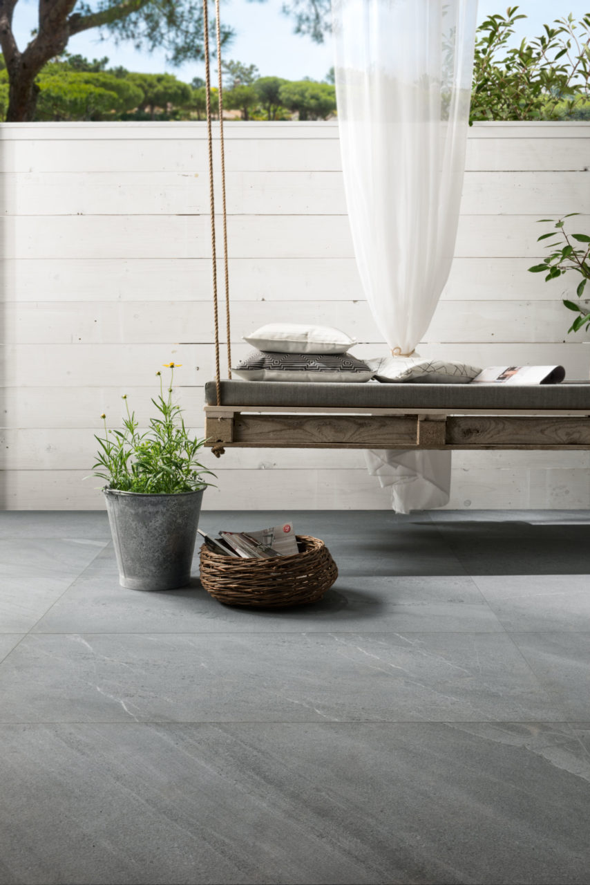 Morland Grey Porcelain Tile 2