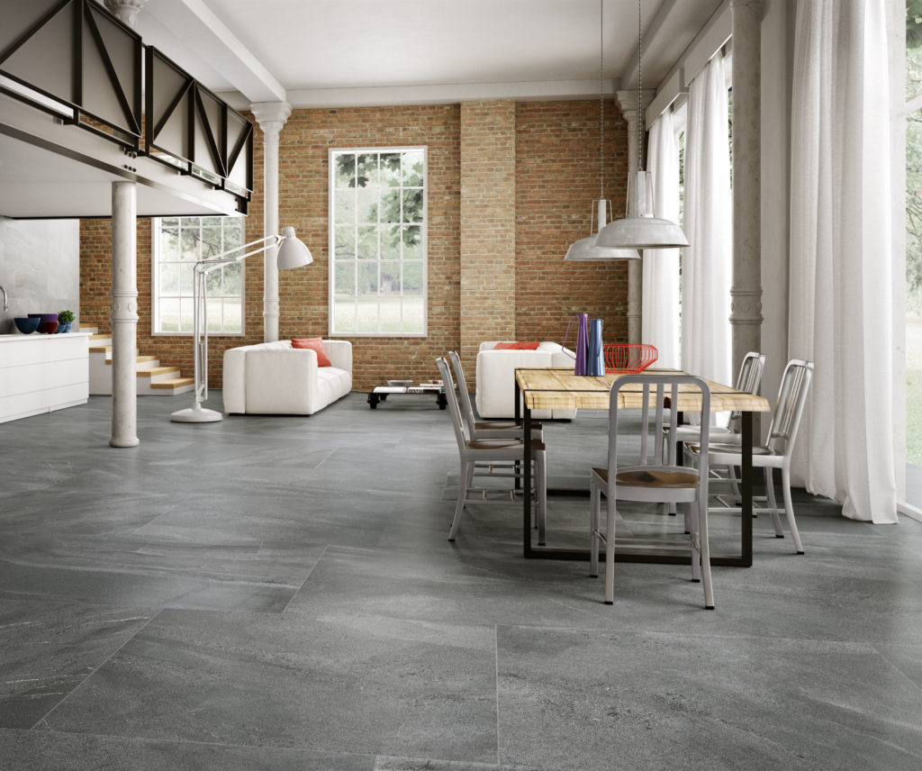 Morland Grey Porcelain Tile 3