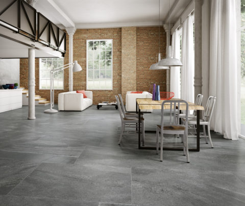 Morland Grey Porcelain Tiles