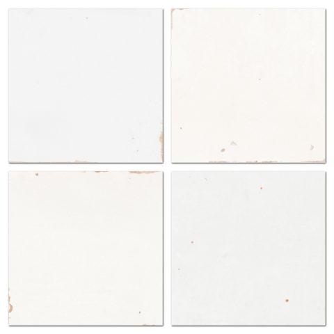 Zellige Nouveau White Gloss Ceramic