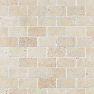 Corinth Tumbled 25x50mm Mosaic Tile Swatch