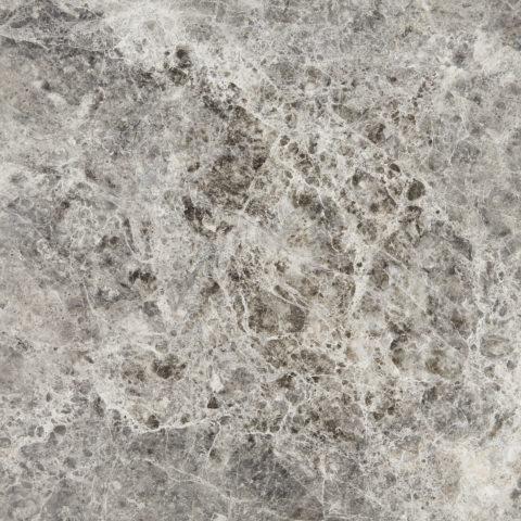 Silver Emperador Honed Marble