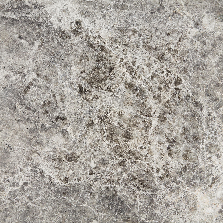 Silver Emperador Honed Marble Tiles Mandarin Stone