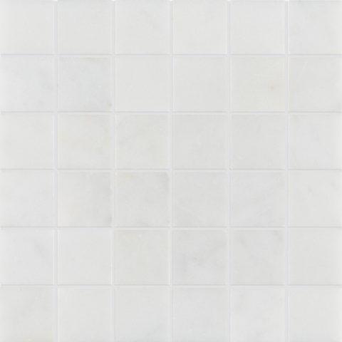 Calacatta Honed Marble Mosaic