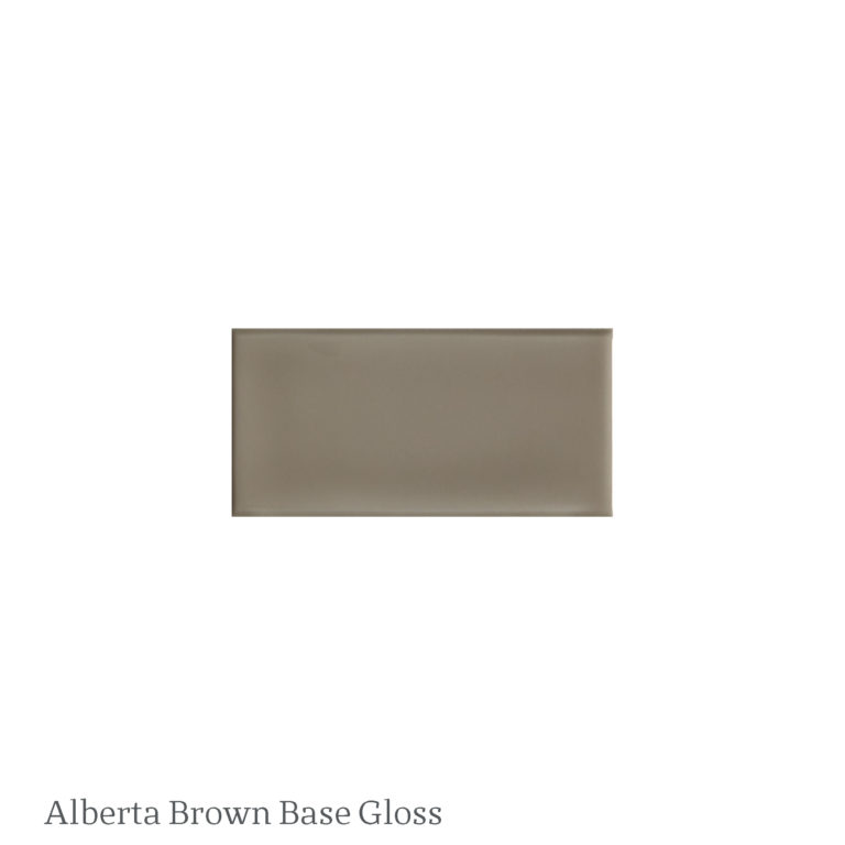 Alberta Brown Base Gloss Ceramic Tile
