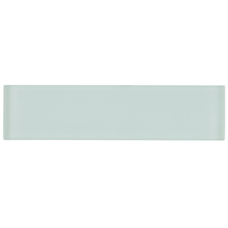 Glacier Light Green Glass Tile 240x60x8mm - Swatch