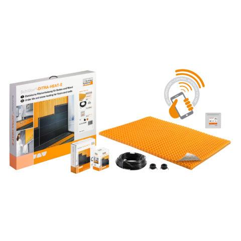Schlüter-DITRA-HEAT-DUO-E | WiFi Enabled Underfloor Heating Kits