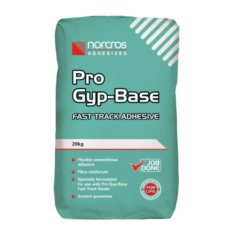 Norcros Pro Gyp-Base Fast Track Adhesive