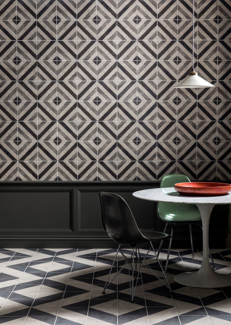 Casablanca Mono Decor wall and floor tiles