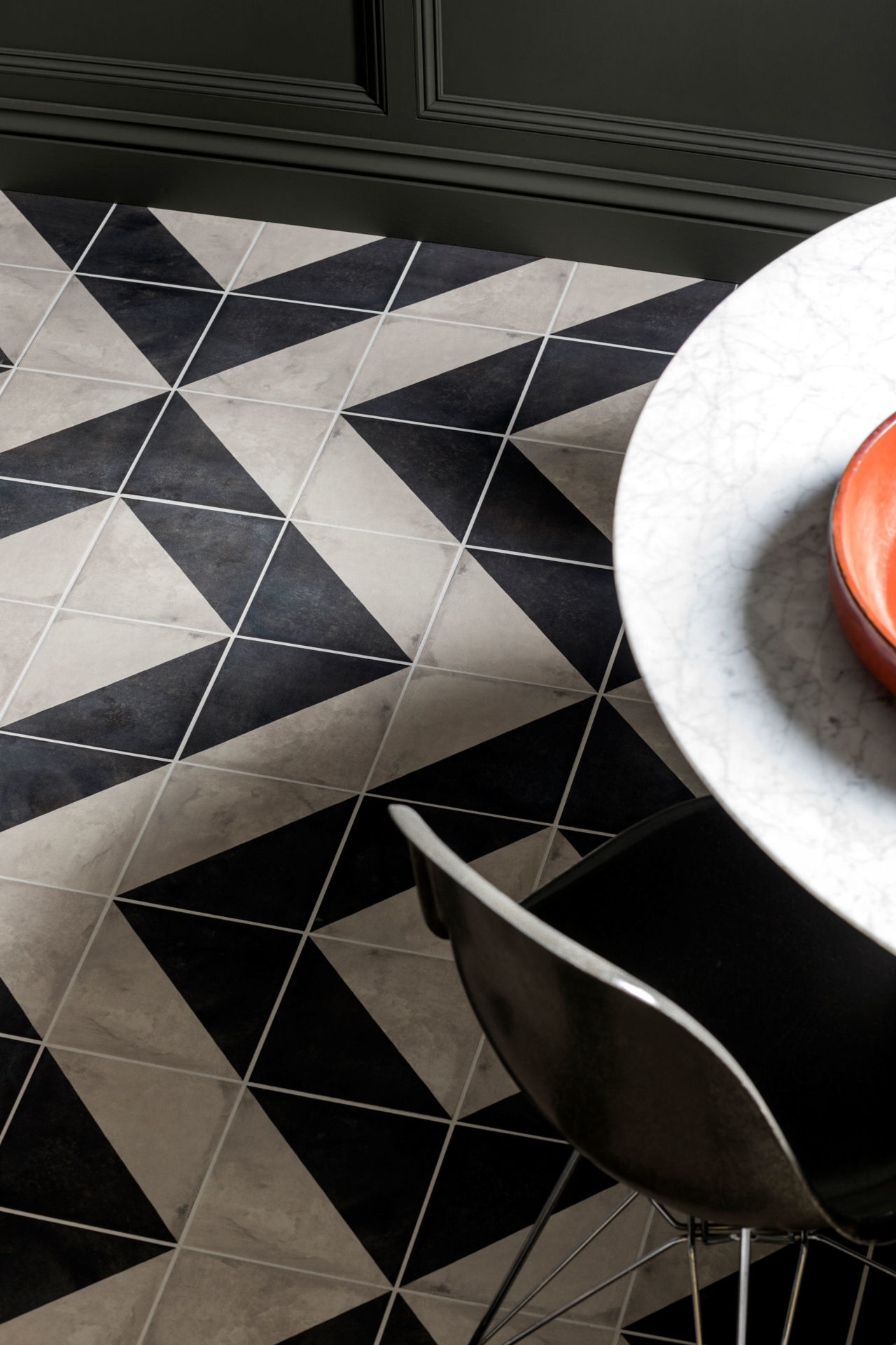 Casablanca Mono Decor Tiles