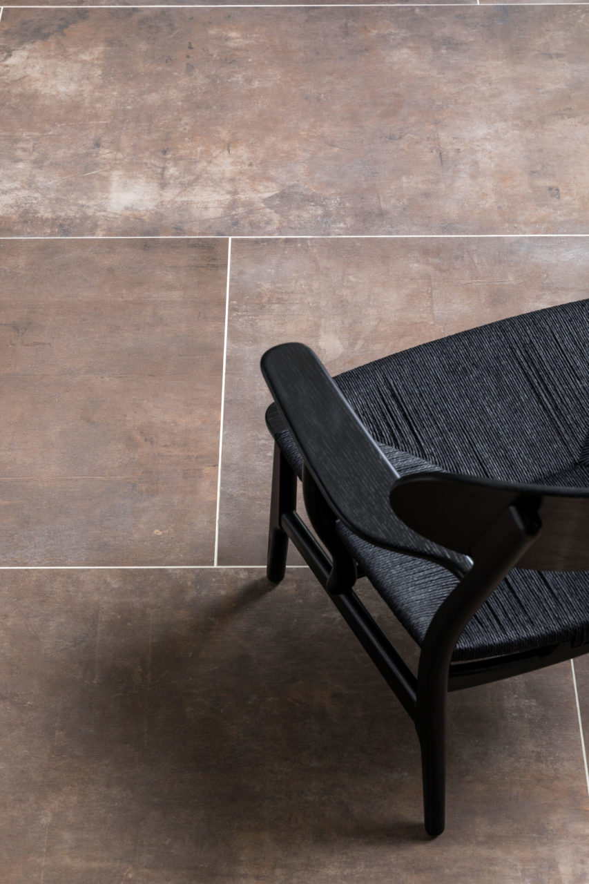 Furnace Bronze Porcelain Tiles from Mandarin Stone