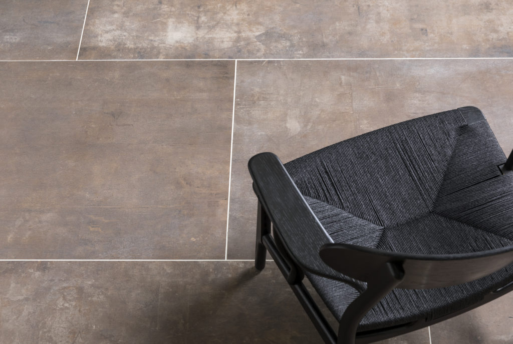 Furnace Bronze Porcelain Floor Tiles