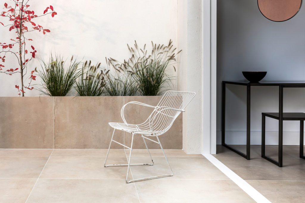Industry Sand Porcelain Outdoor Tiles
