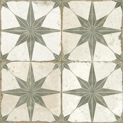 Motif Sage Star Ceramic