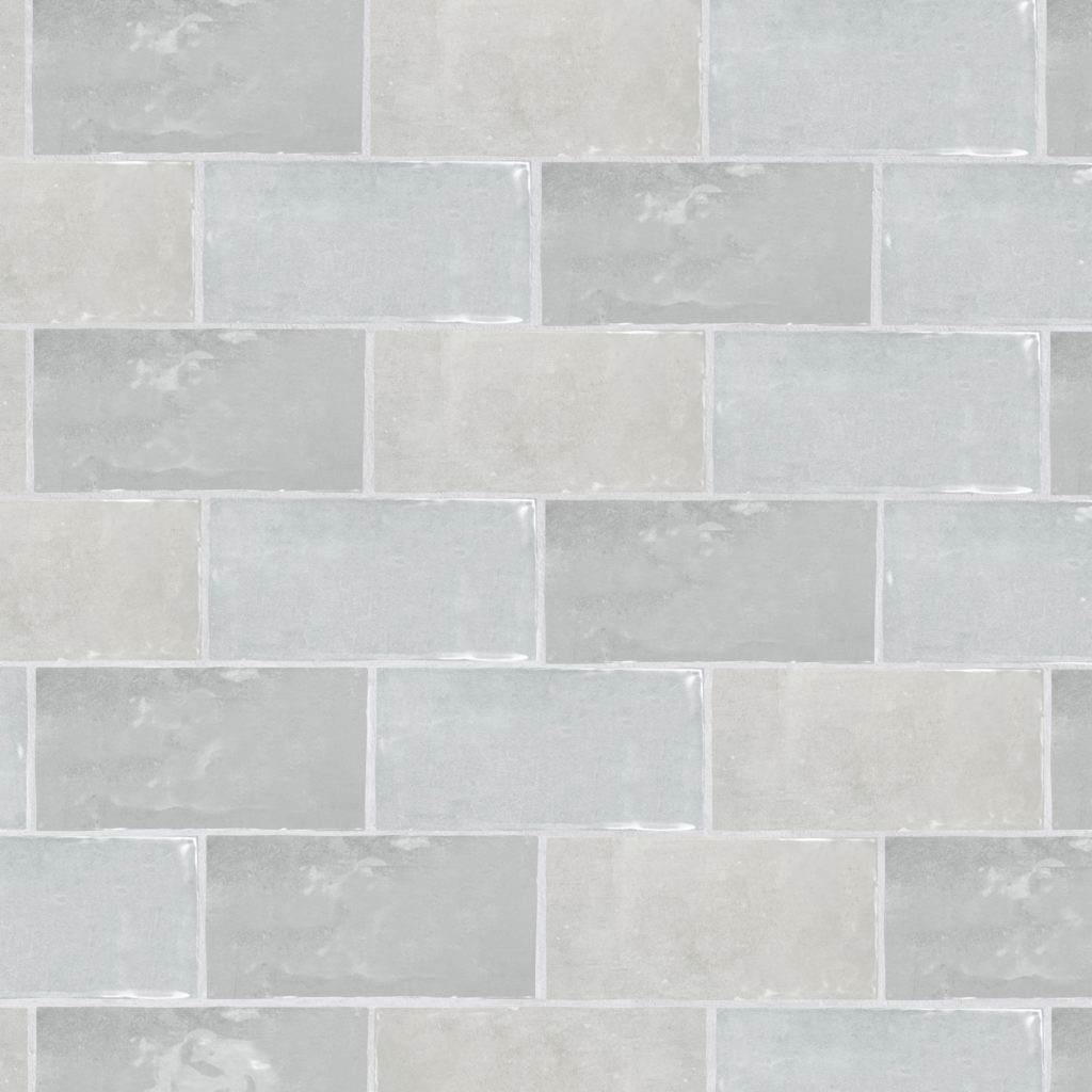 Grey Metro Gloss Ceramic Tile